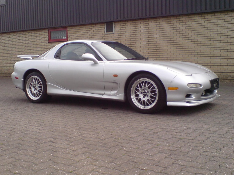 1995 Mazda Rx7 Type Rs Rebuilt Engine On 1000 Miles