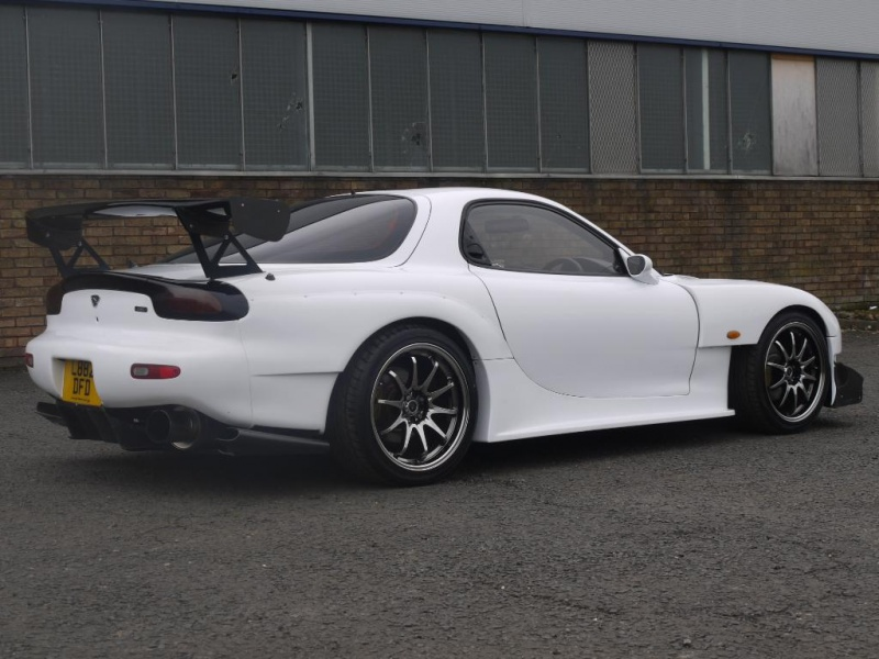 Mazda Rx7 Fd By  pact Conversions likewise Tubular Front Sub Frame Aka K Member further Sale together with  likewise 1994 Mazda Rx7 Type Rz Re Amemiya Adgt Widebody 300bhp. on mazda rx7 front suspension