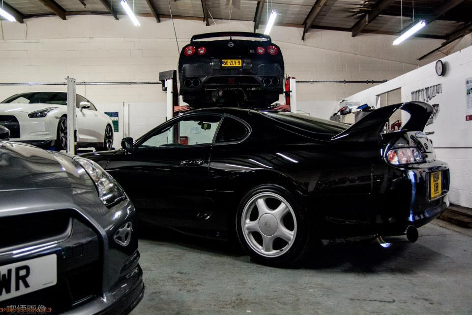 Mazda Car Meet New England