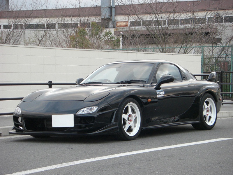 1995 Mazda Rx7 Type R