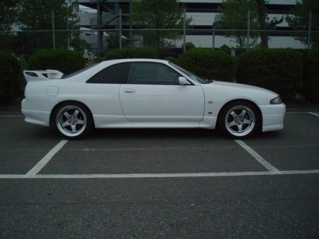 1997 Nissan Skyline R33 Gtr 380ps 5 Speed Manual Jm Imports