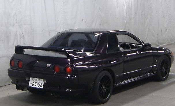 1994 Nissan Skyline R32 Gtr 5 Speed Manual