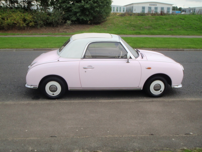1991 Nissan Figaro Turbo Auto Low Miles