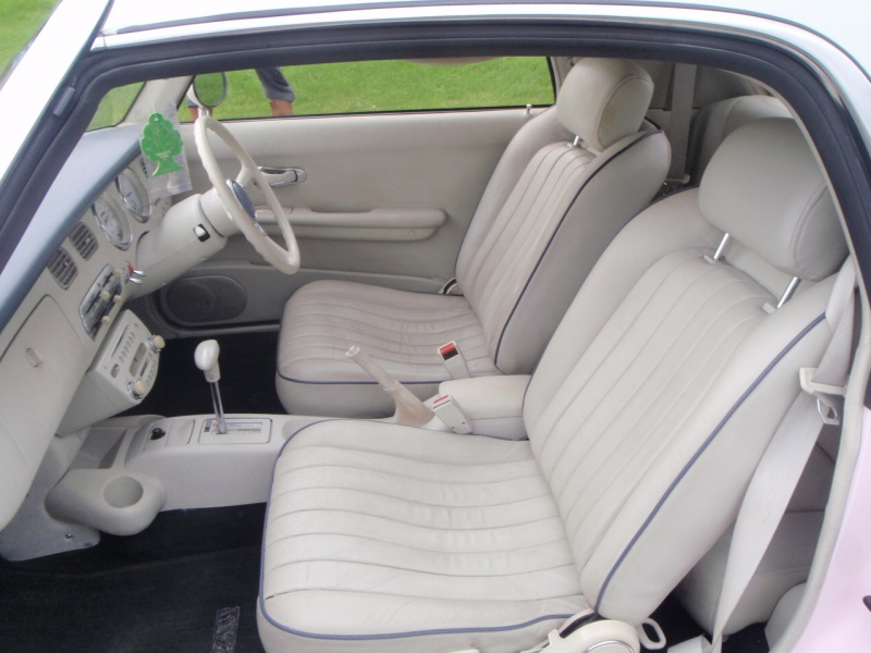 1991 Nissan Figaro Turbo Auto Low Miles