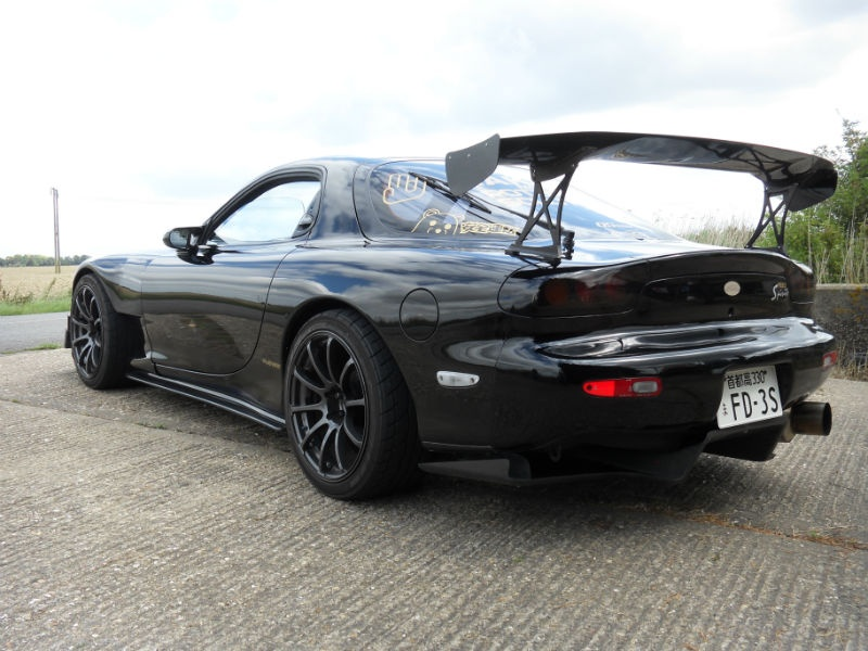 1995 Mazda RX7 Type RM - New Engine Rebuild only 500 Miles