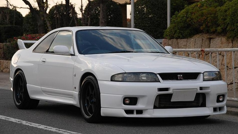 1995 Nissan Skyline R33 Gtr V Spec 550 Bhp In Uk Now