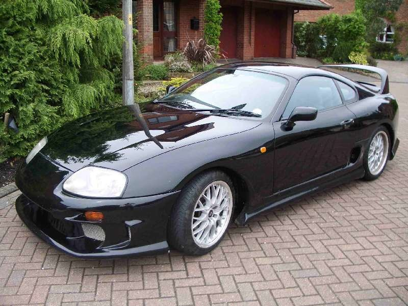 1994 Toyota Supra SZ Aerotop Auto