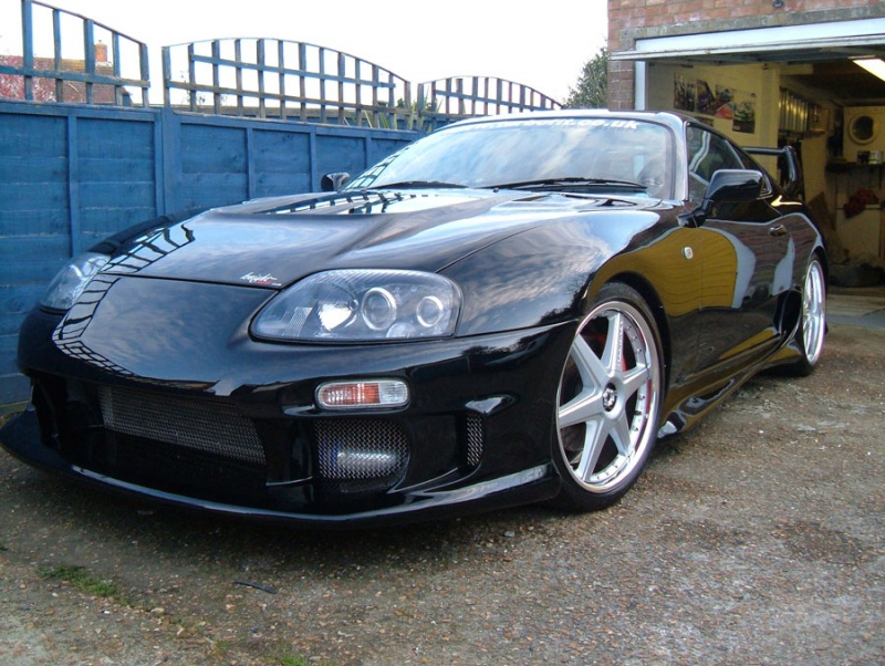 1993 toyota supra rz 6 speed manual gt40 single turbo. Black Bedroom Furniture Sets. Home Design Ideas
