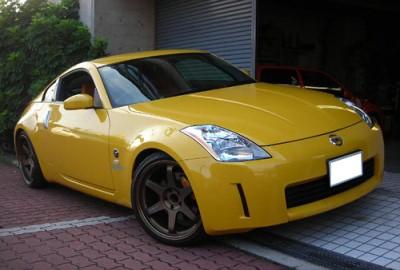 2004 Nissan Fairlady Z Gran Turismo
