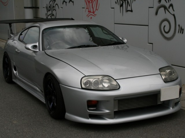1995 Toyota Supra Rz 6 Speed Manual