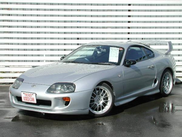 1995 Toyota Supra Gz Auto
