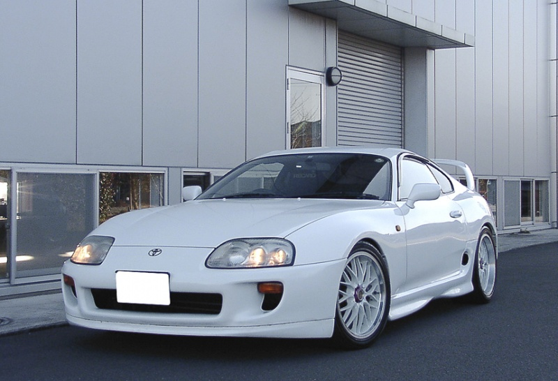 Import Cars For Sale >> 1995 Toyota Supra RZ 6 Speed Manual - JM-Imports