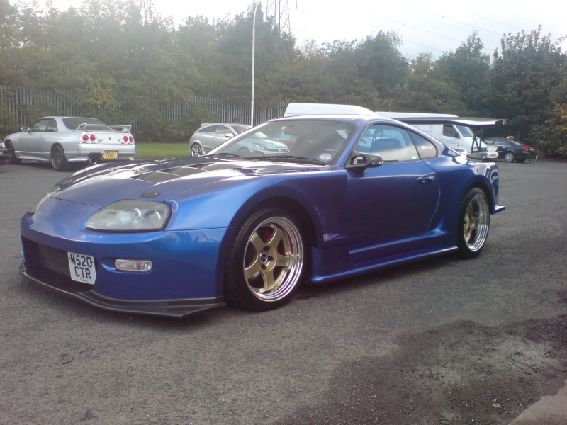 1995 Toyota Supra RZ 6 Speed Manual