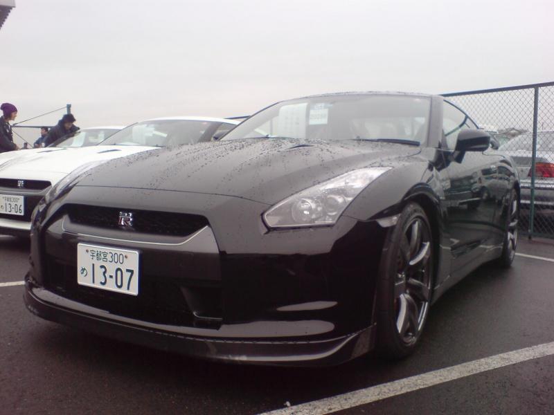 2007 Nissan Gtr Premium Edition