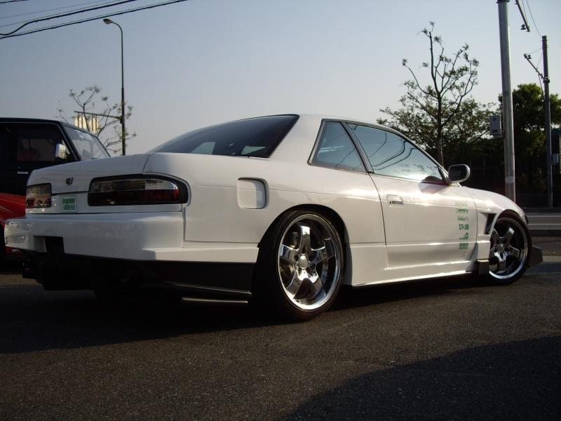 1993 Nissan Silvia PS13 Uras Technical Factory TAS Demo Car S15