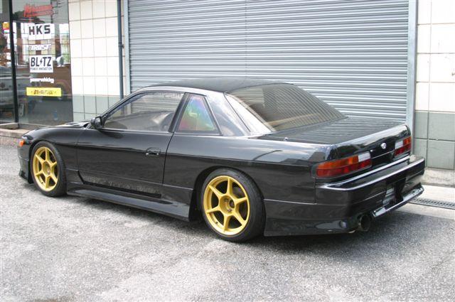 1993 Nissan Silvia S13 Origin Aero
