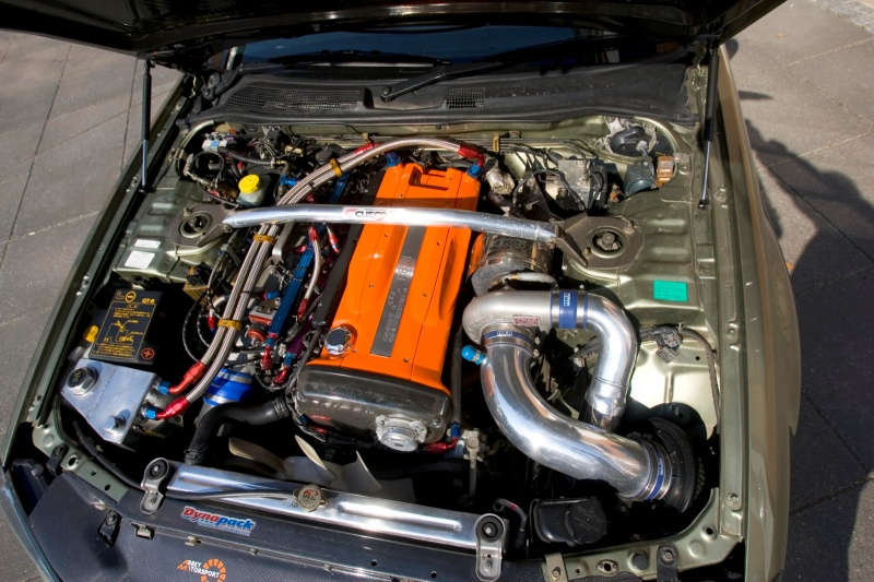 2002 Nissan Skyline R34 Gtr V Spec Ii N1 Nur Edition