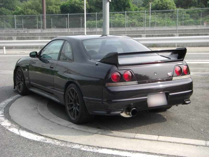 Nissan Dealers In Md >> 1995 Nissan Skyline R33 GTR GT-SS Turbos 450-500PS Tunes ...
