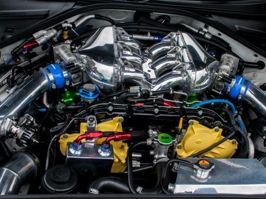 R35 GTR Tuning