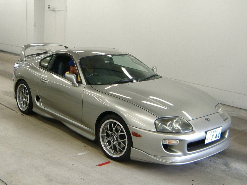 1999 Toyota Supra RZ-S VVTI 6 Speed Manual