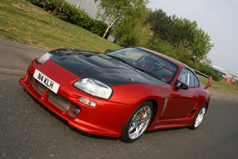 1996 toyota supra rz 6 speed manual uk spec  u2013 ex envy demo car