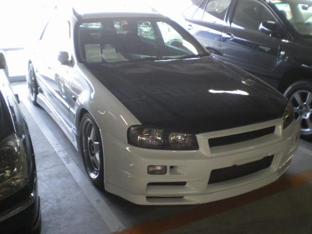 1997 Nissan Stagea R34