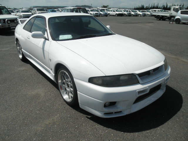 1995 Nissan Skyline R33 Gtr 5 Speed Manual