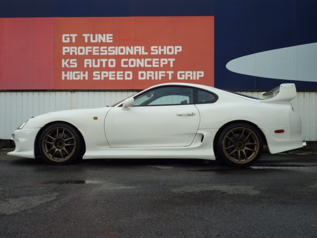 1996 Toyota Supra Rz 6 Speed Manual 400ps Hks Fcon V