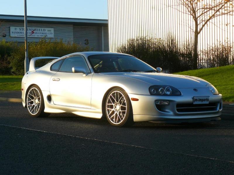 1997 Toyota Supra Rz S 6 Speed Manual Jm Imports
