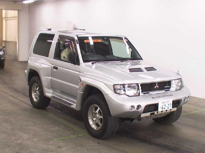 1998 Mitsubishi Pagero Evo Rare Manual