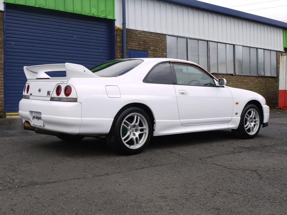 1995 Nissan Skyline R33 GTR V-Spec 5 Speed - http://www.jm ...
