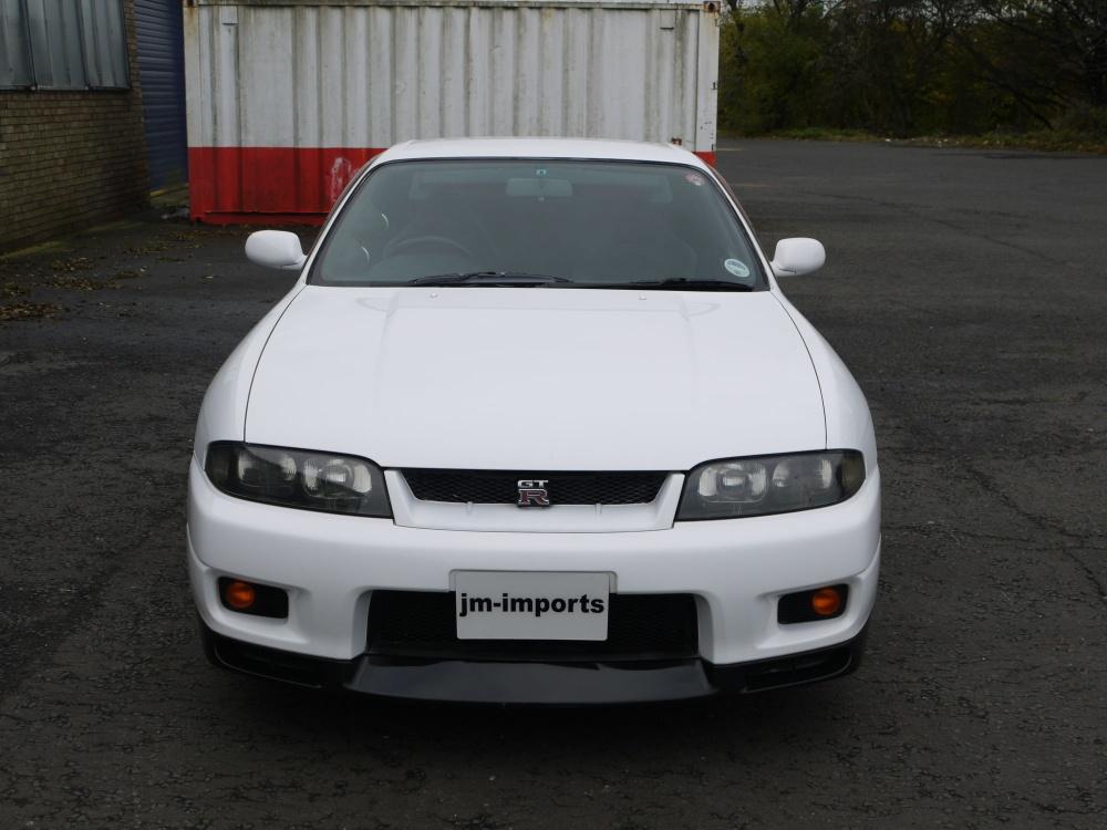 Nissan Skyline R33 Stock >> 1995 Nissan Skyline R33 GTR V-Spec 5 Speed