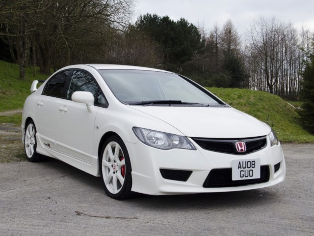 2007 jdm honda civic fd2 type r in championship white for. Black Bedroom Furniture Sets. Home Design Ideas