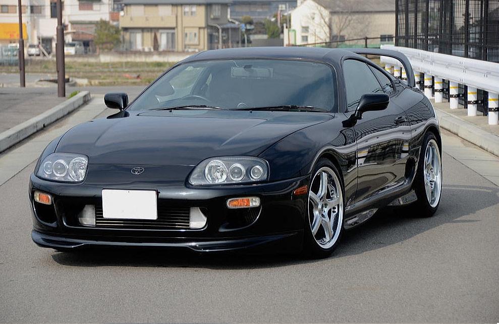 1998 Toyota Supra Vvti Hks T04z 600ps Manual 6 Jm Imports