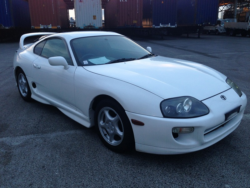 Nissan Skyline Gtr For Sale >> 1998 Toyota Supra RZ-S VVTi 6 Speed Manual - http://www.jm-imports.co.uk/