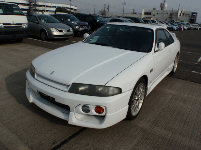 1996 Nissan Skyline R33 Gt S Type M 5 Speed