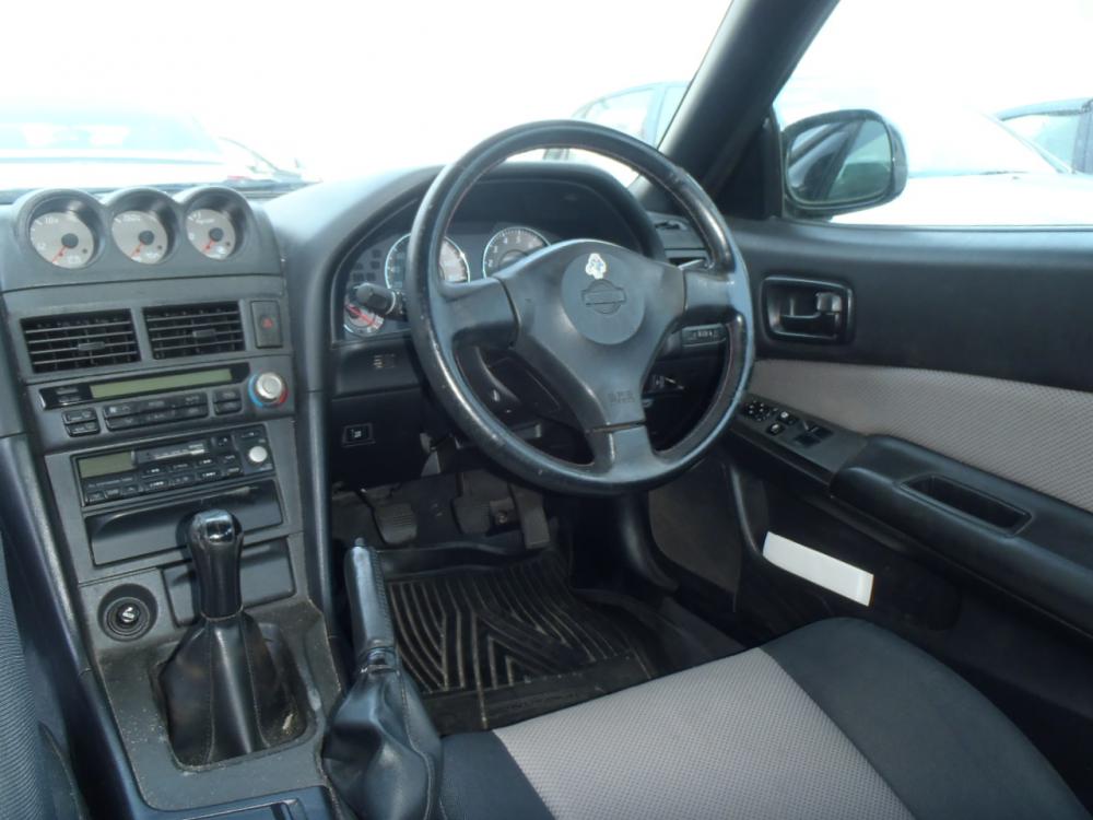 1998 Nissan Skyline R34 Gt T 5 Speed