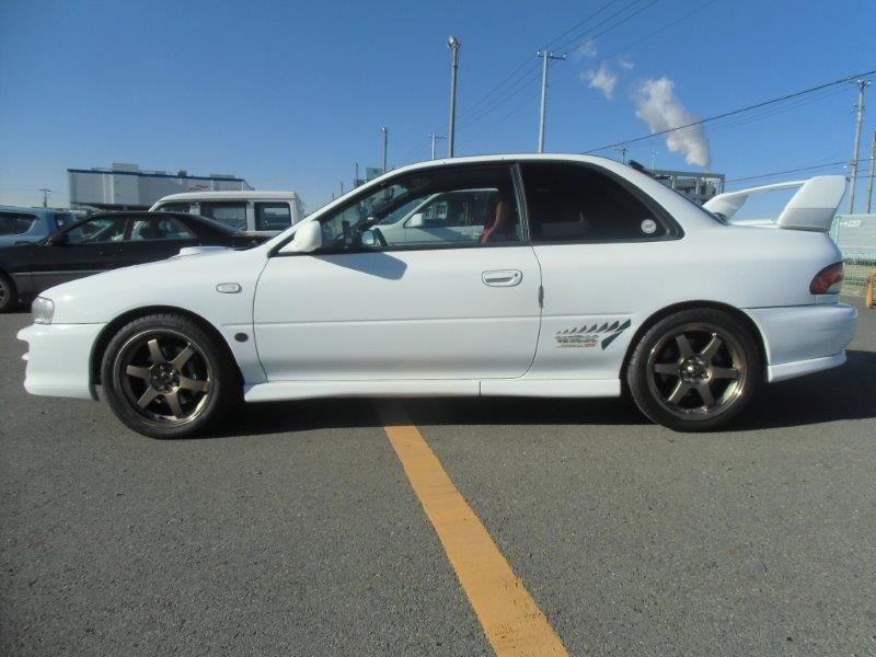 1999 Subaru Imprezza STI 2 Door 5 Speed