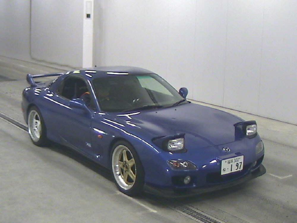 1999 Mazda Rx7 Type R 5 Speed Manual