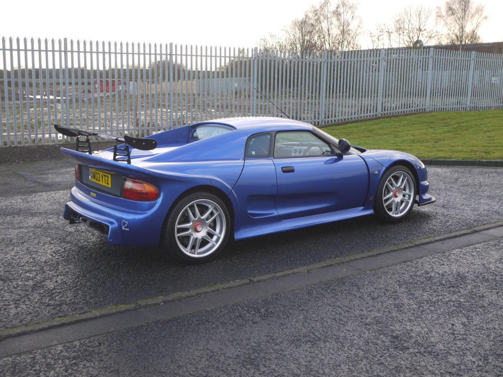 Noble M12 For Sale >> 2003 Noble M12 GTO 3R Twin Turbo - JM-Imports