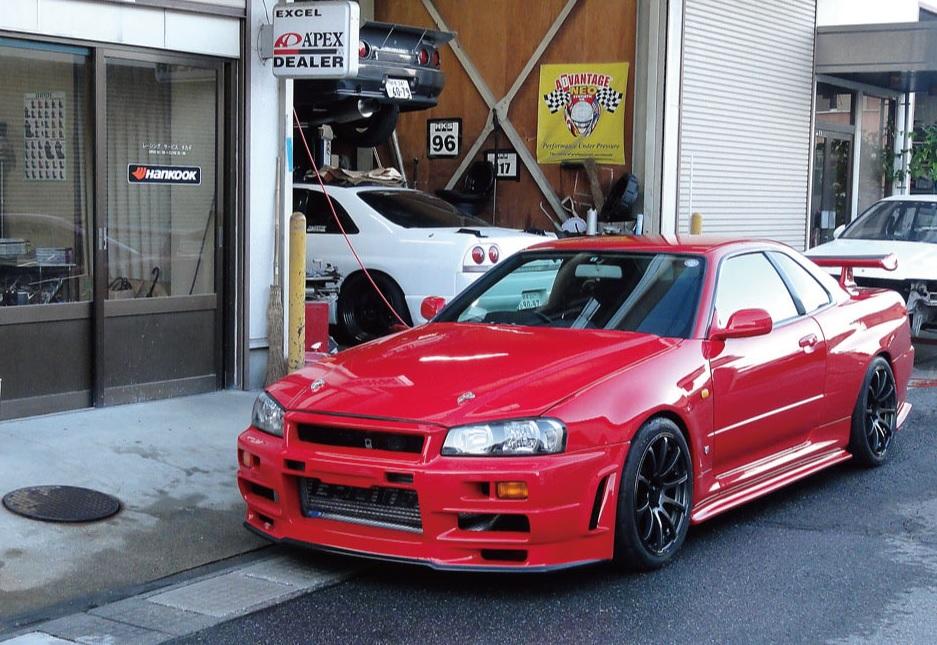 Nissan Skyline Gtr For Sale >> 1998 Nissan Skyline R34 GTT - GTR Looks - JM-Imports