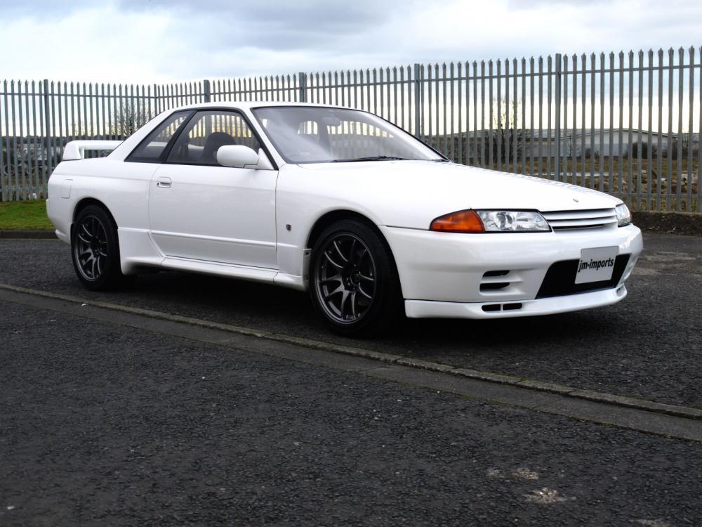 1993 Nissan Skyline R32 GTR 5 Sd Manual