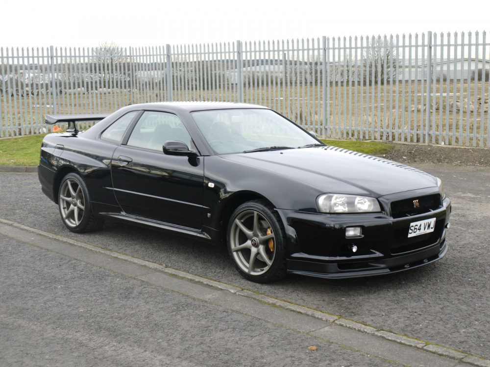 1999 Nissan Skyline R34 Gtr 6 Speed Manual Jm Imports