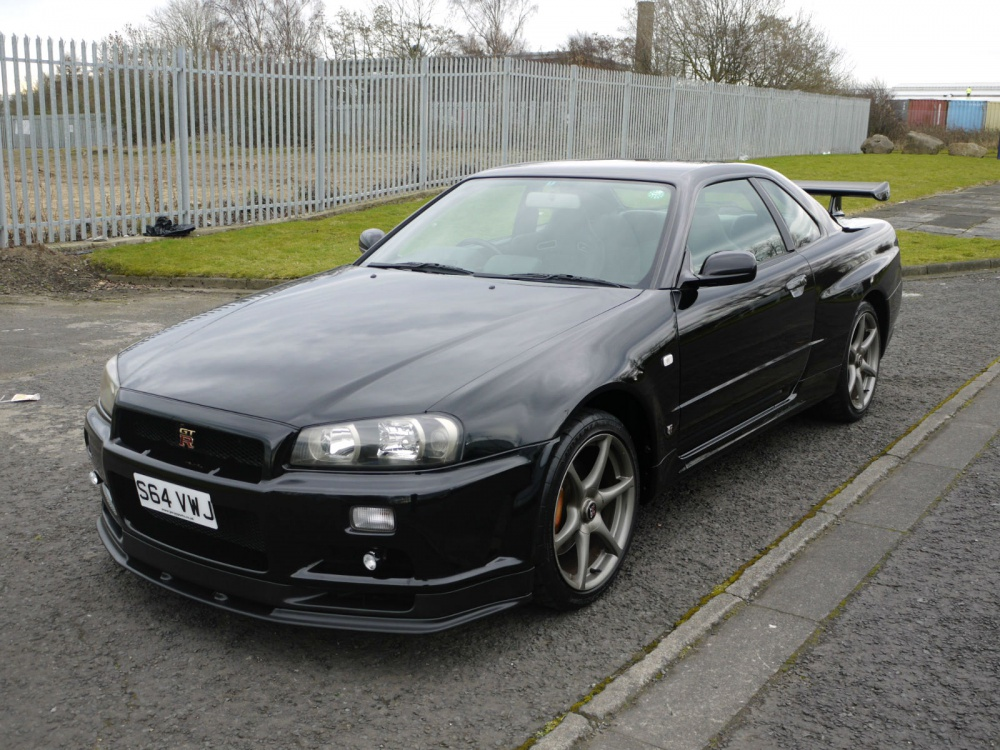 1999 nissan skyline gtr v spec 2 for sale in california. Black Bedroom Furniture Sets. Home Design Ideas