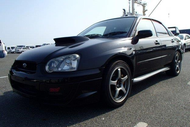 2003 subaru impreza wrx sti 6 speed manual. Black Bedroom Furniture Sets. Home Design Ideas