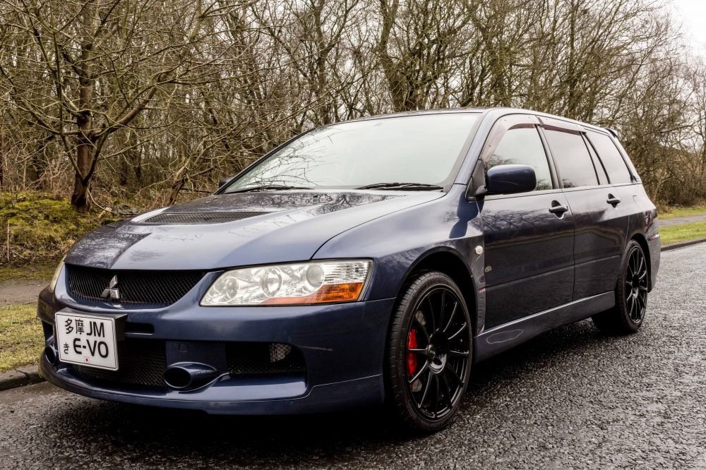 2005 mitsubishi lancer evo wagon 300bhp auto. Black Bedroom Furniture Sets. Home Design Ideas
