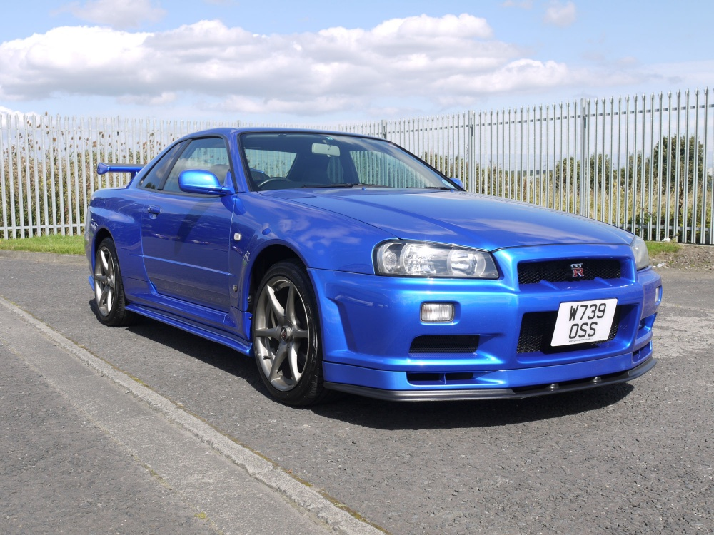 2000 nissan skyline r34 gtr 6 speed manual. Black Bedroom Furniture Sets. Home Design Ideas