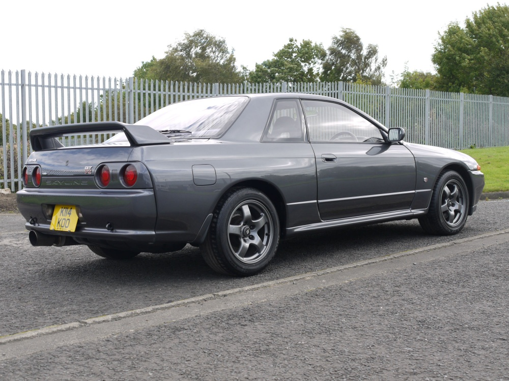 P R on 1992 Mazda Rx7 Type R