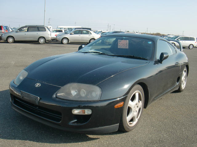 2002 toyota supra rz s vvti tiptronic low miles. Black Bedroom Furniture Sets. Home Design Ideas