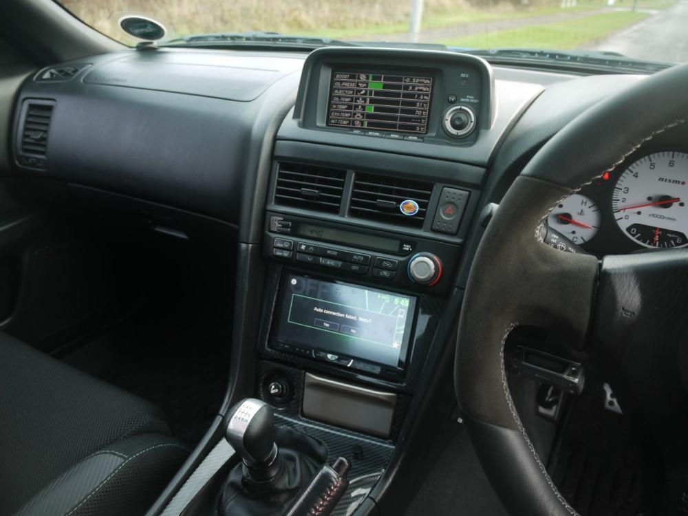 Nissan Gtr R34 For Sale >> 1999 Nissan Skyline R34 GTR V-Spec 433 Bhp 6 Speed - JM ...